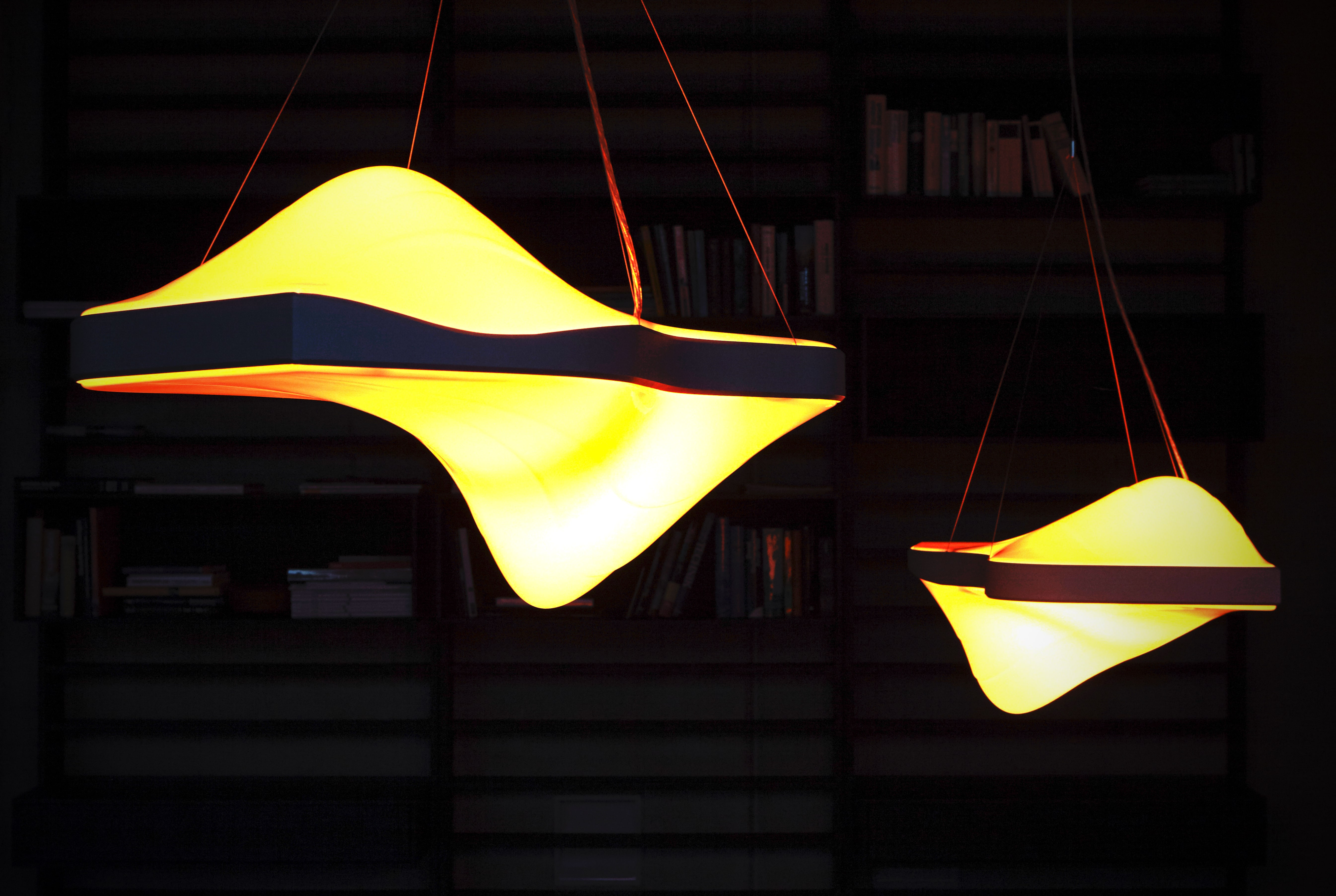 VIBE biorhythmic lighting by KITEO